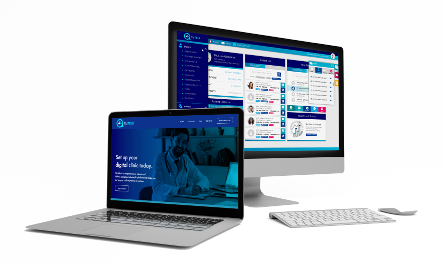 telemedicine software on devices