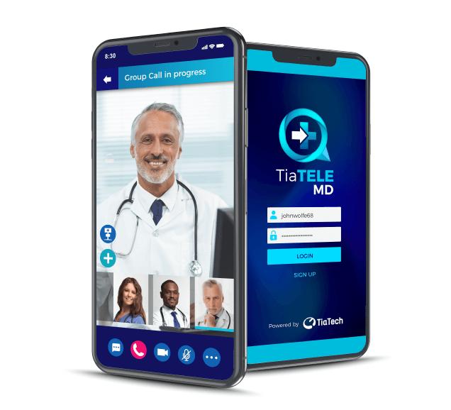 telemedicine mobile application